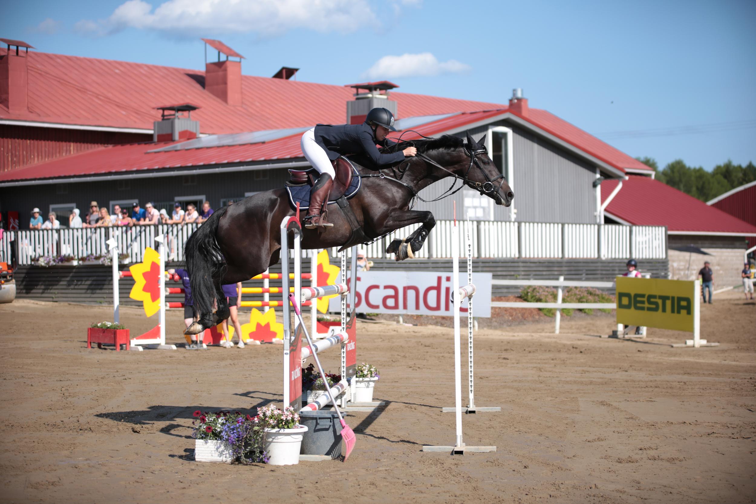 Mäkilä Savonlinnassa Future Challenge osakilpailuvoittoon, Yli-Huhtala noususarjan ykkönen
